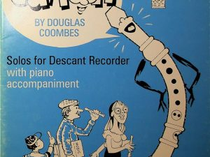 Music for a Cartoon, Solos for a Descant Recorder