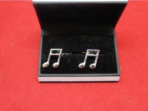 Instruments Cufflinks