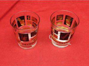 Musical Glass Pair