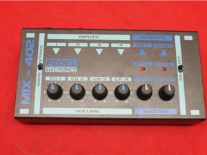 Proel Stereo Micromixer