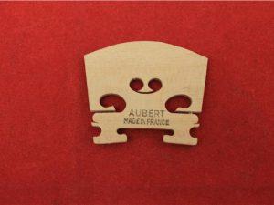 ½ size Aubert violin bridge