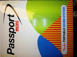 Passport Mini Amp