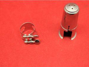 Ligature and Cap for Clarinet