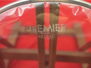 Premier 10″ Thin clear premier Drum Head