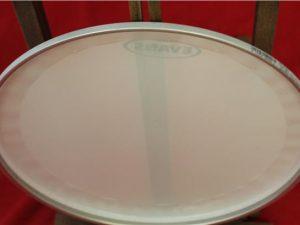 Evans 14″ B14DRY Genera Dry Snare Batter Drum Head