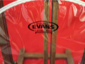 Evans 14″ S14H20 Snare Side 200 Drum Head