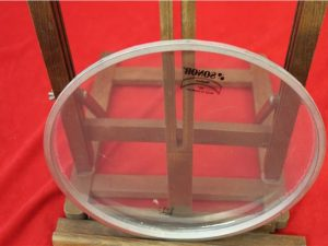 Sonor 10″ Medium Clear Batter Drum Head