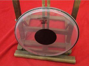 Percussion Plus 10″ Weather King CS Batter Drum Head