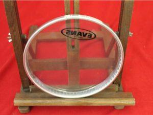 Evans 8″ TT08G1 Genera G1 Clear Drum Head
