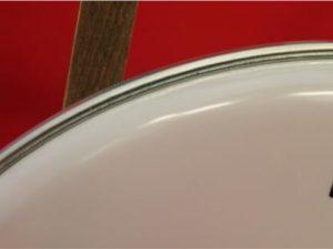 Front Line 13″ Batter White Drum Head