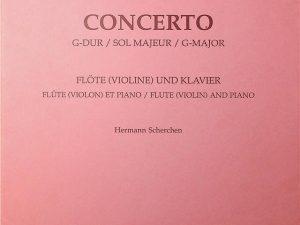 Christoph Willibald Gluck, Concerto in G-Major