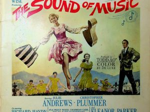 The Sound Of Music-Vocal Selection