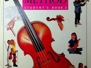 Eta Cohen's Violin Method Student's Book 2