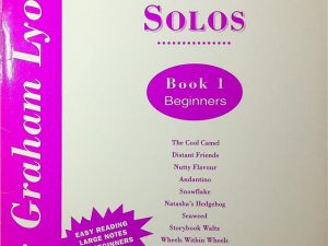 New Oboe Solos Book 1 For Beginners