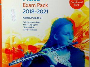 Flute Exam Pieces Grade 3 2018 2021