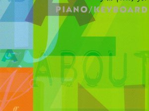 Green Jazzin' About: 10 jazzy pieces on eco-themes for piano/keyboard