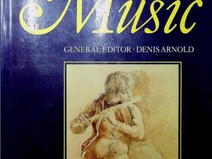 The New Oxford Companion To Music Volume 2