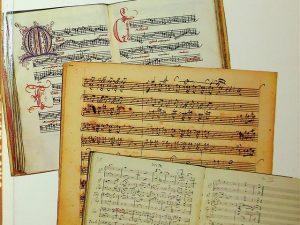 Music Manuscripts
