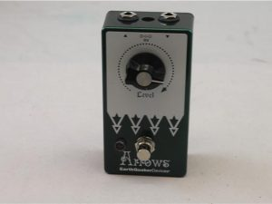 Earthquaker Devices Arrows Pre-Amp Booster guitar pedal