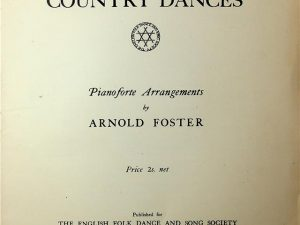 Five Popular Country Dances