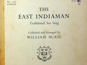 The Oxford Choral Songs, The East Indiaman Traditional Sea Songs