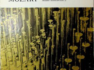 Mozart, Fantasia In F Minor