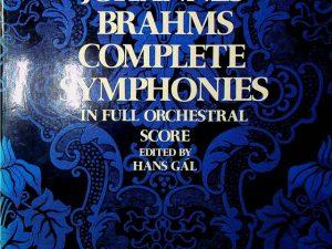 Johannes Brahms, Complete Symphonies