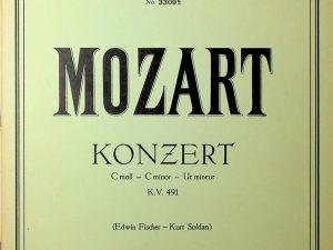 Mozart, Konzert in C Minor