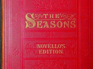 The Seasons, Novello's Edition